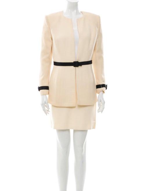 Halston Skirt Suit