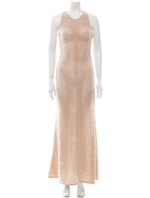 Halston Vintage Long Dress - image 1