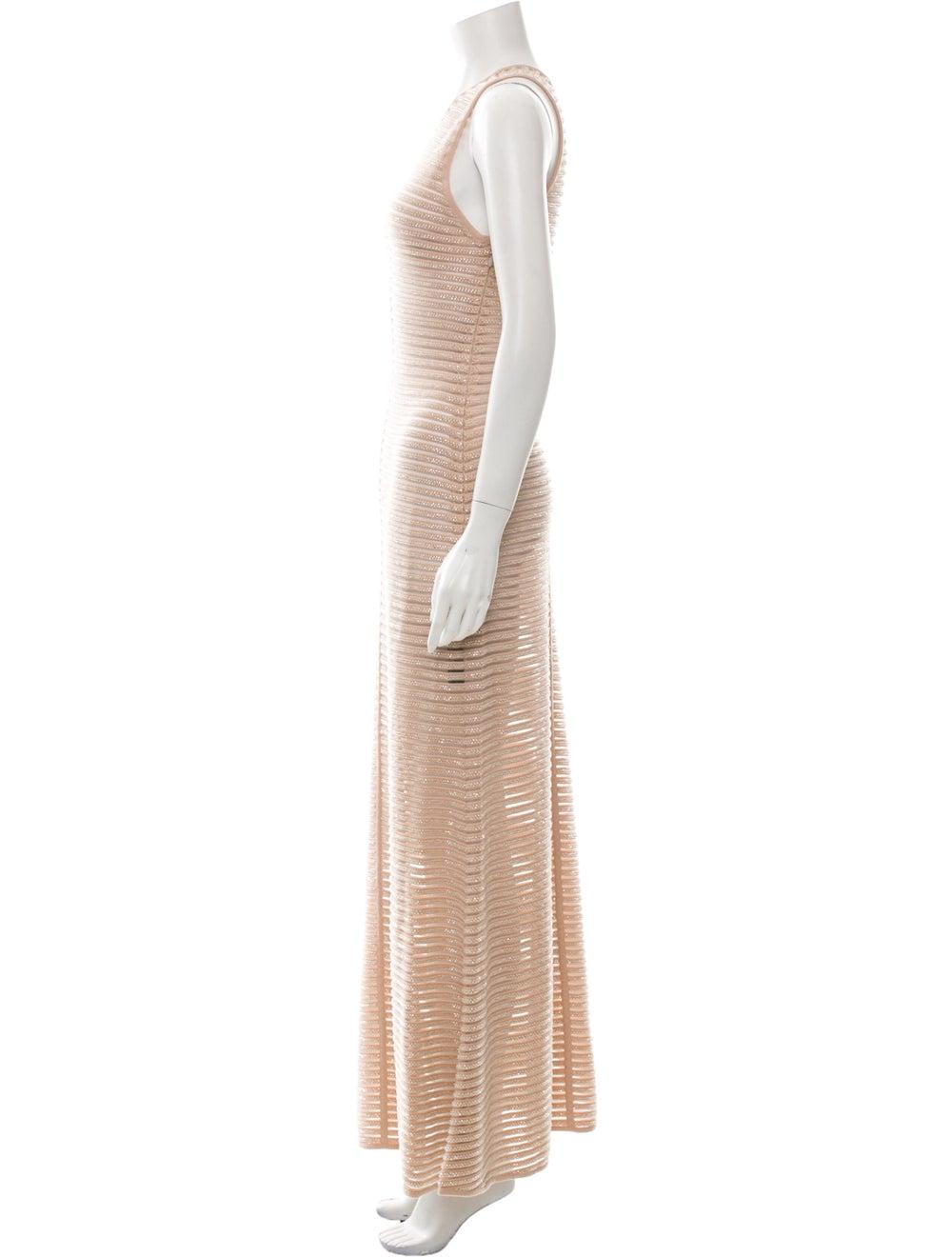 Halston Vintage Long Dress - image 2