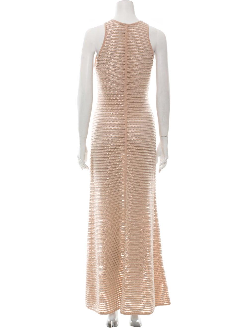 Halston Vintage Long Dress - image 3