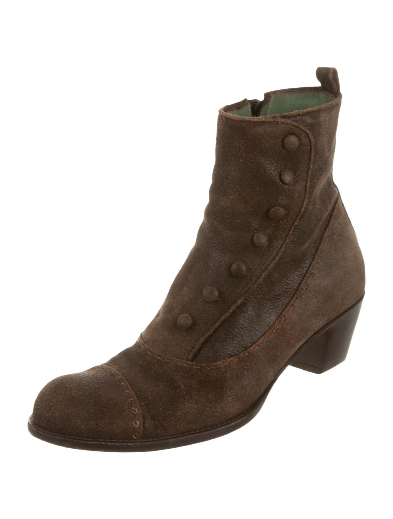 buy cheap view Henry Cuir Leather Ankle Boots prices online discount 2014 1XOkUxWF