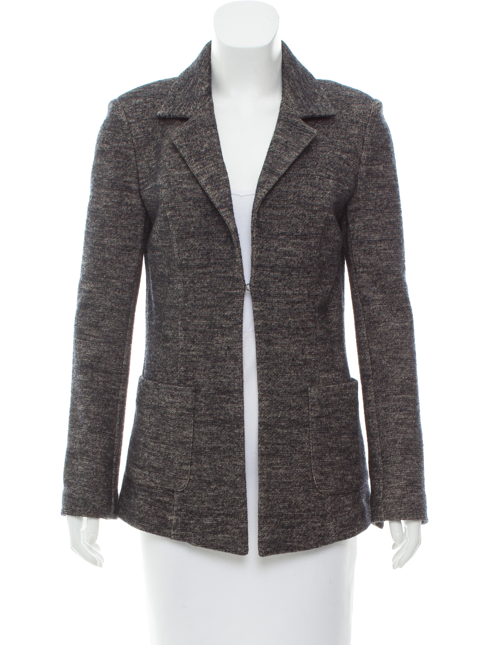 Hellessy Merino Wool Structured Blazer w/ Tags