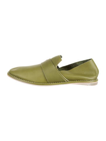 Henry Beguelin Leather Round-Toe Loafers w/ Tags best store to get cheap price cheap price factory outlet clearance get authentic amazing price sale online outlet with paypal order VVk2tfq