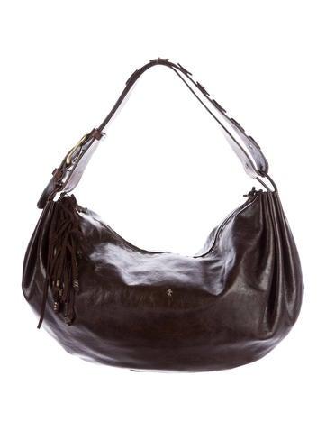 Henry Beguelin Leather Shoulder Bag None