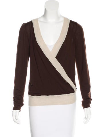 Henry Beguelin Cashmere Long Sleeve Top None