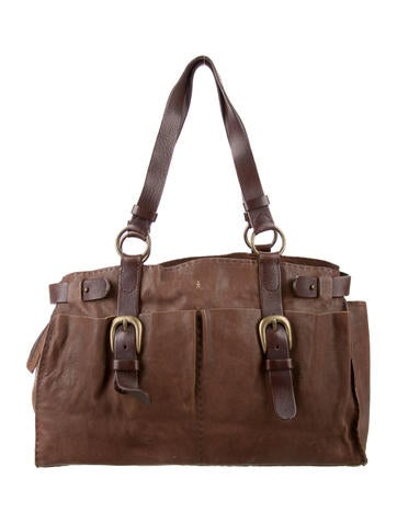 Henry Beguelin Leather Tote None