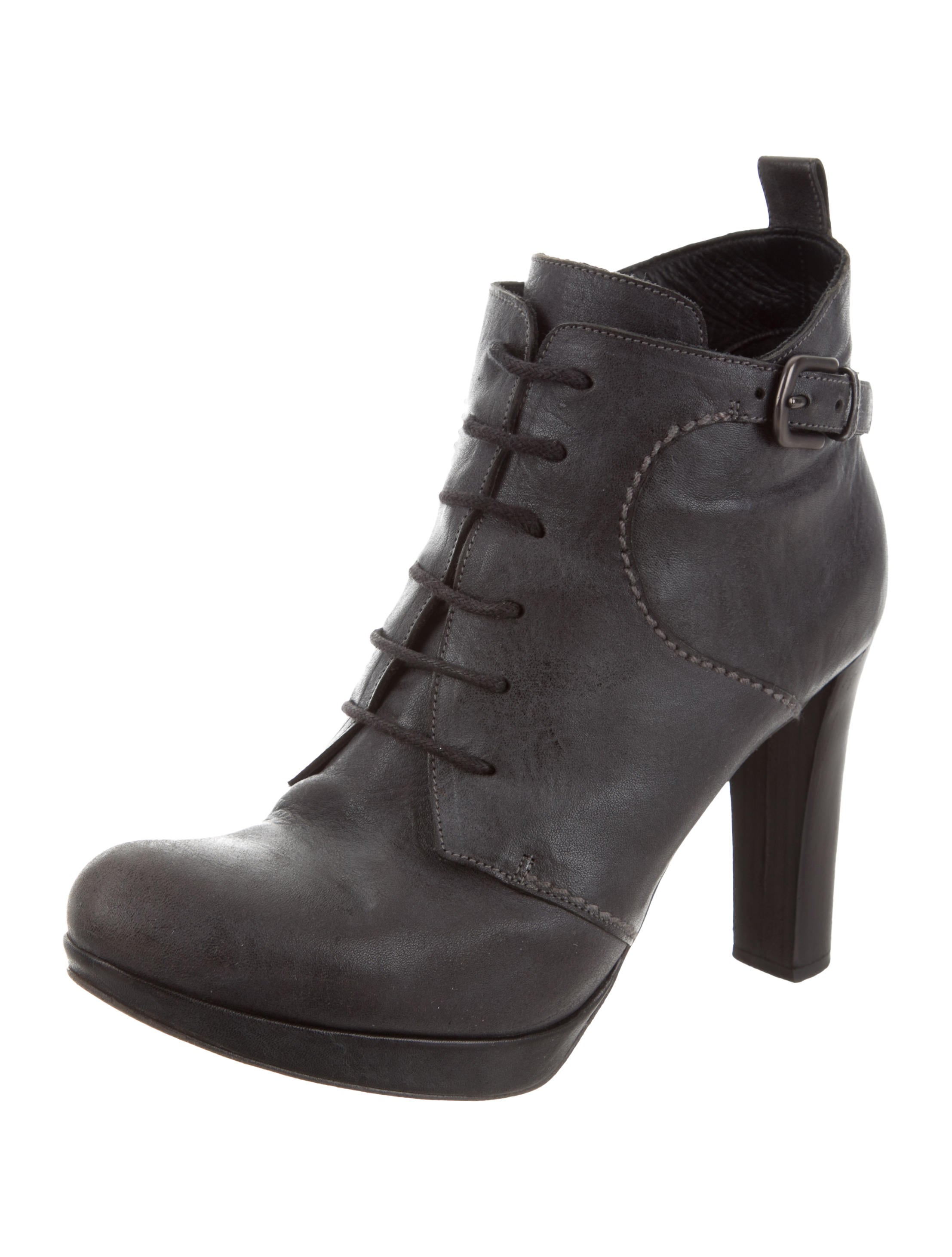 many kinds of cheap price Henry Beguelin Leather Lace-Up Ankle Boots buy cheap order buy cheap footlocker pictures cheap get to buy oiP7Cb