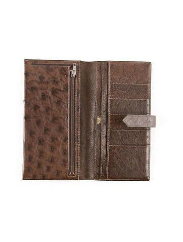 Vintage Ostrich Wallet