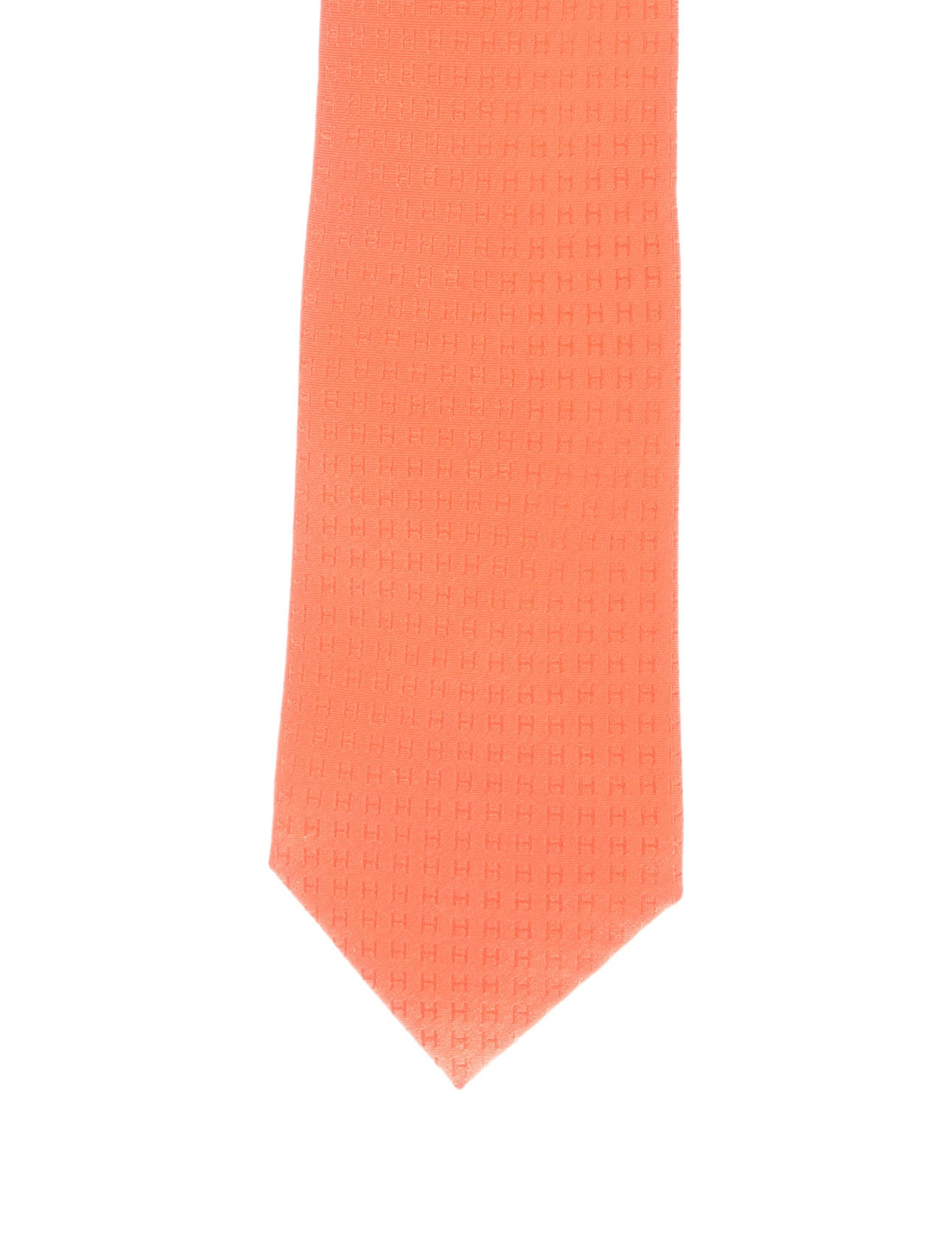 herm232s fa231onn233e h silk tie suiting accessories