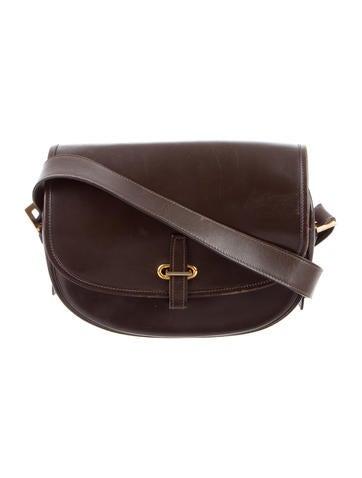 herm s balle de golf bag handbags her101503 the realreal. Black Bedroom Furniture Sets. Home Design Ideas