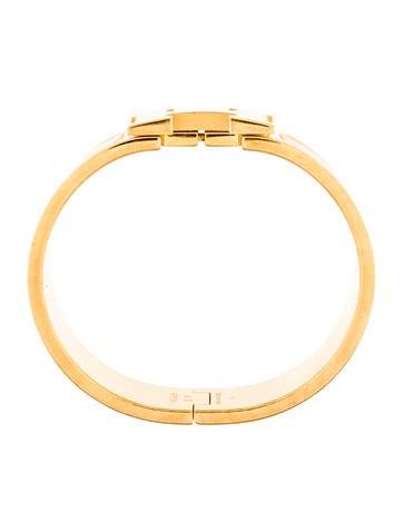 herm 232 s clic clac h bangle bracelet bracelets her101671 the realreal