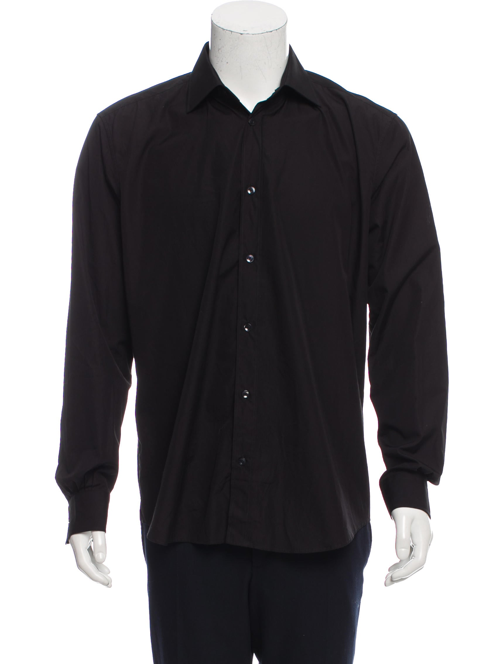 Herm s cutaway collar button up shirt clothing for Button up collared sport shirts