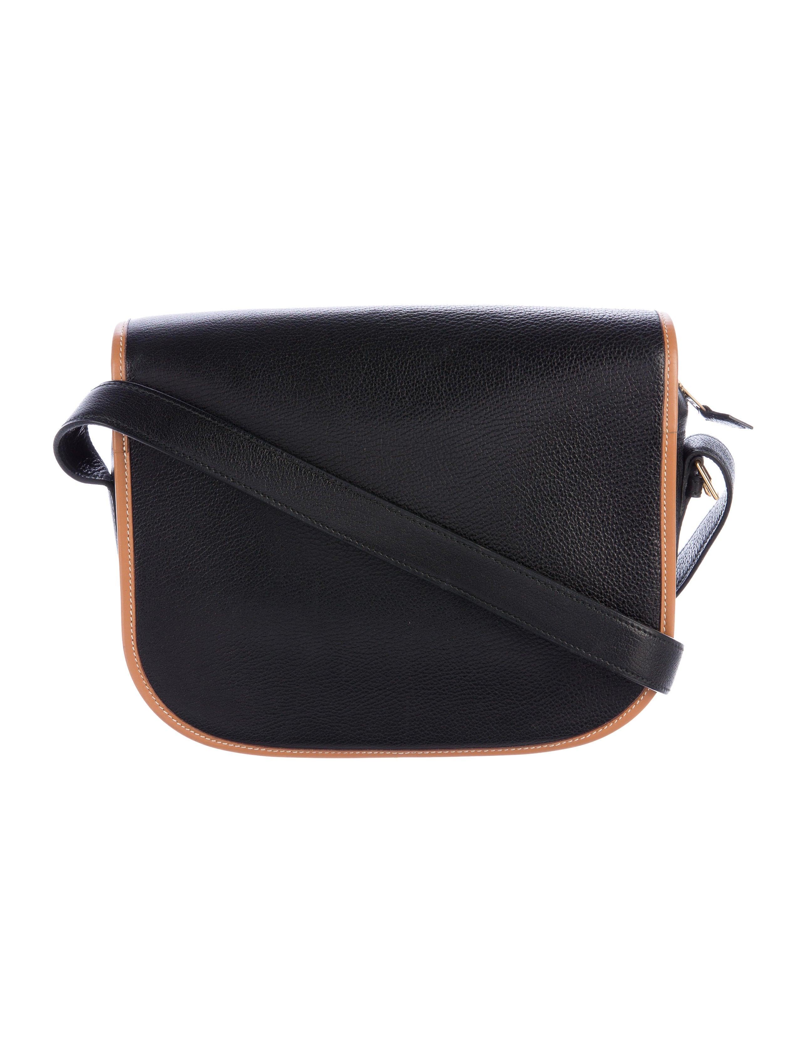 herm s balle de golf bag handbags her102522 the realreal. Black Bedroom Furniture Sets. Home Design Ideas