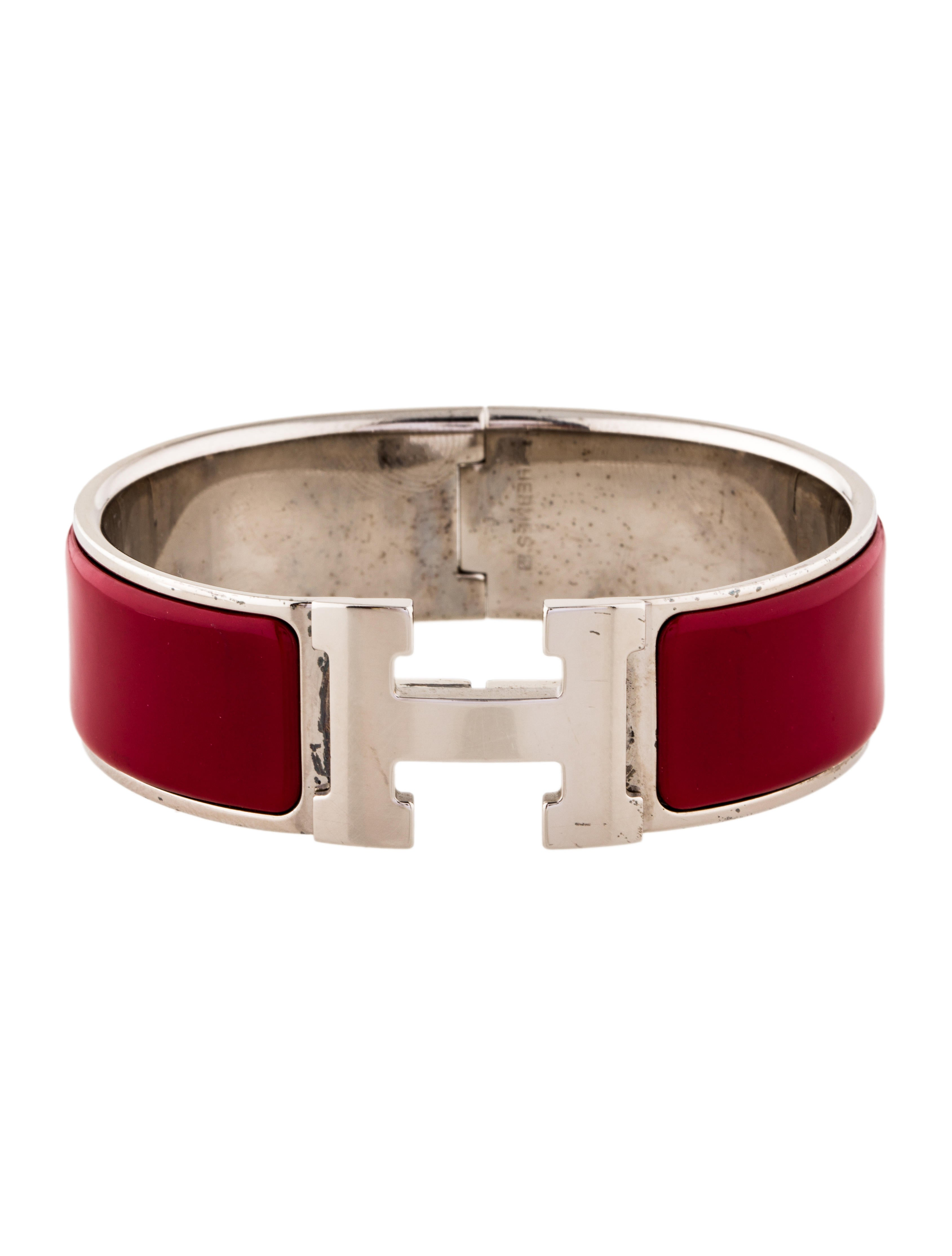 herm s clic clac h bracelet bracelets her106301 the. Black Bedroom Furniture Sets. Home Design Ideas