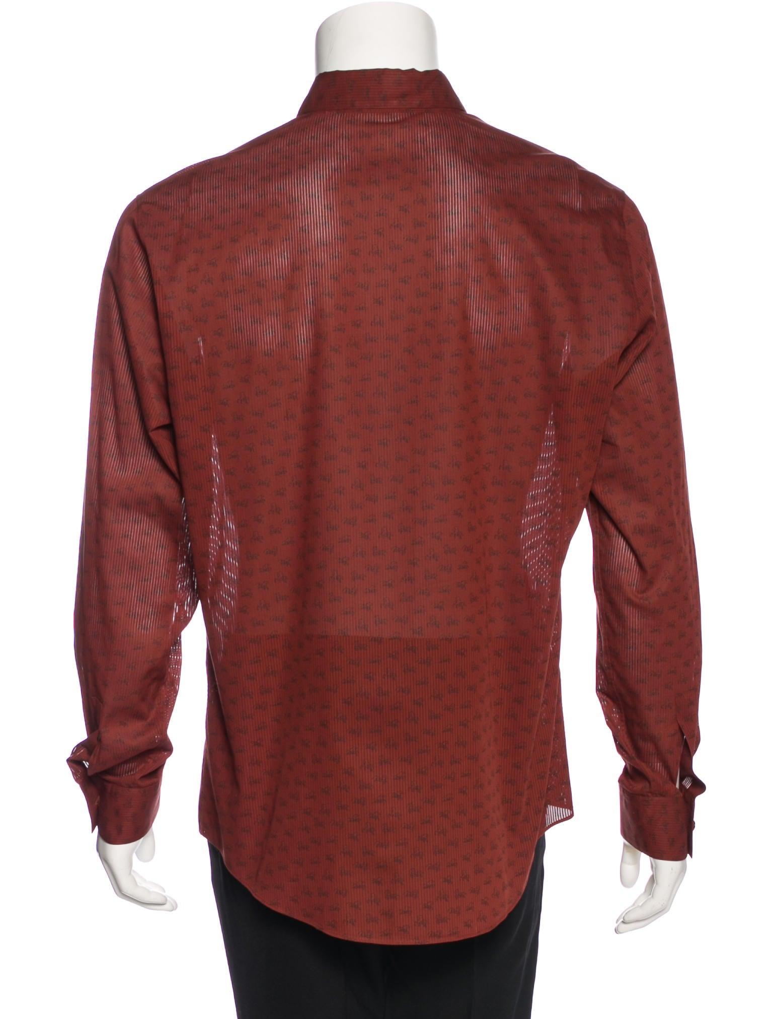 Equestrian print clothing