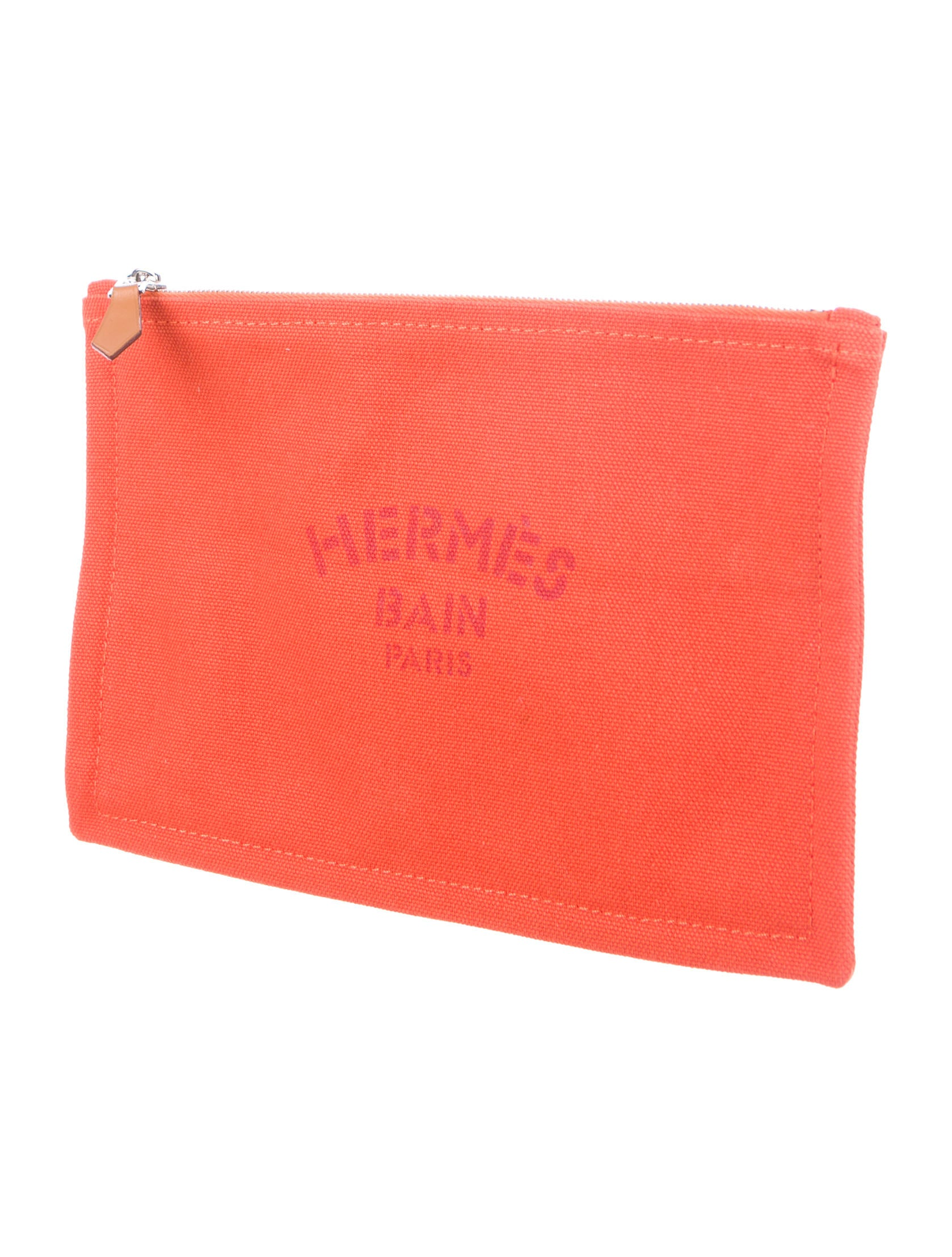 Herm 232 S Flat Yachting Pm Pouch Handbags Her107178 The