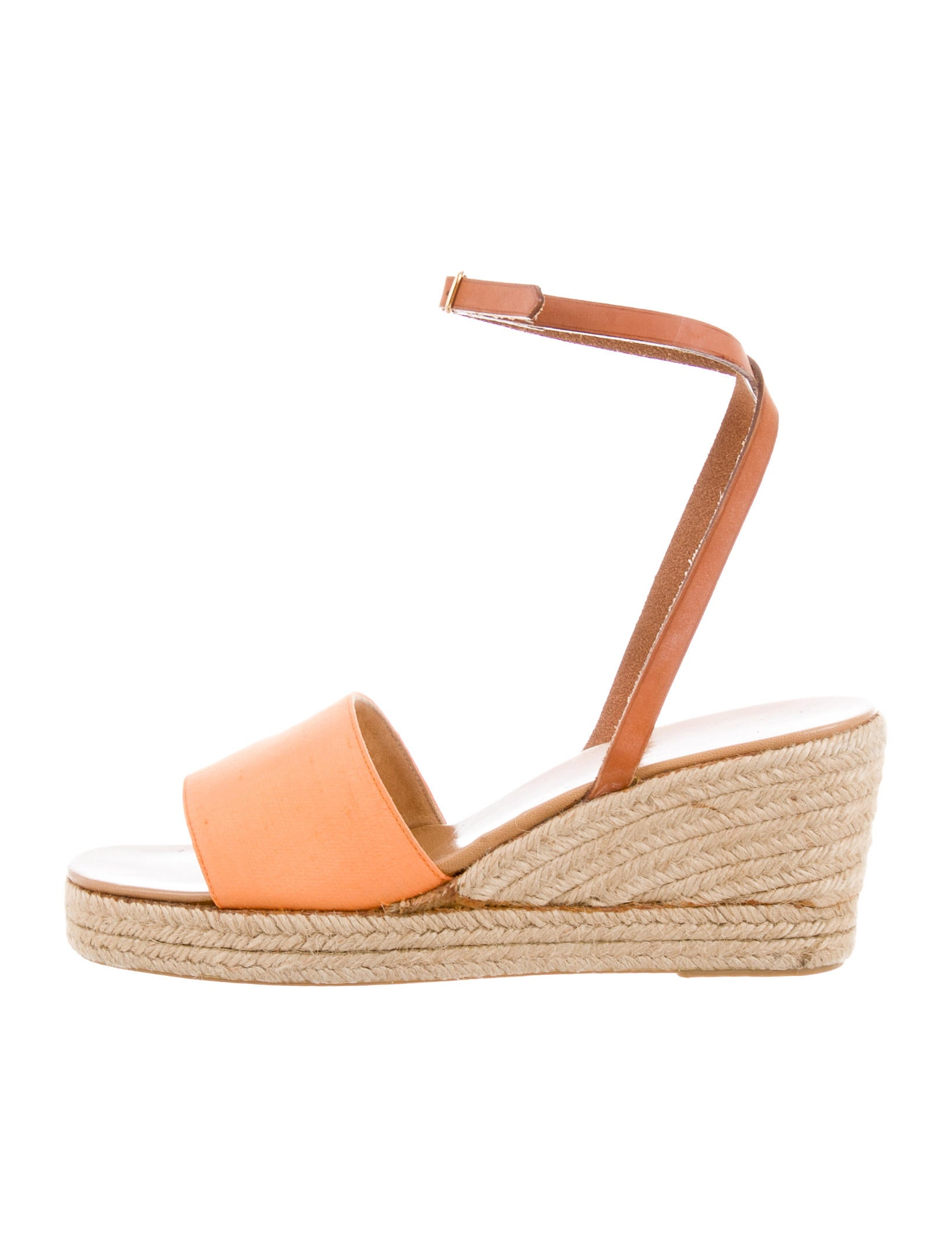 herm 232 s canvas espadrille wedges shoes her107805 the