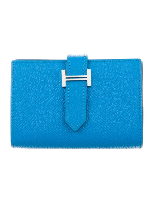 9b60e8aa3496 Hermès 2017 Epsom Mini Bearn Wallet - Accessories - HER108519