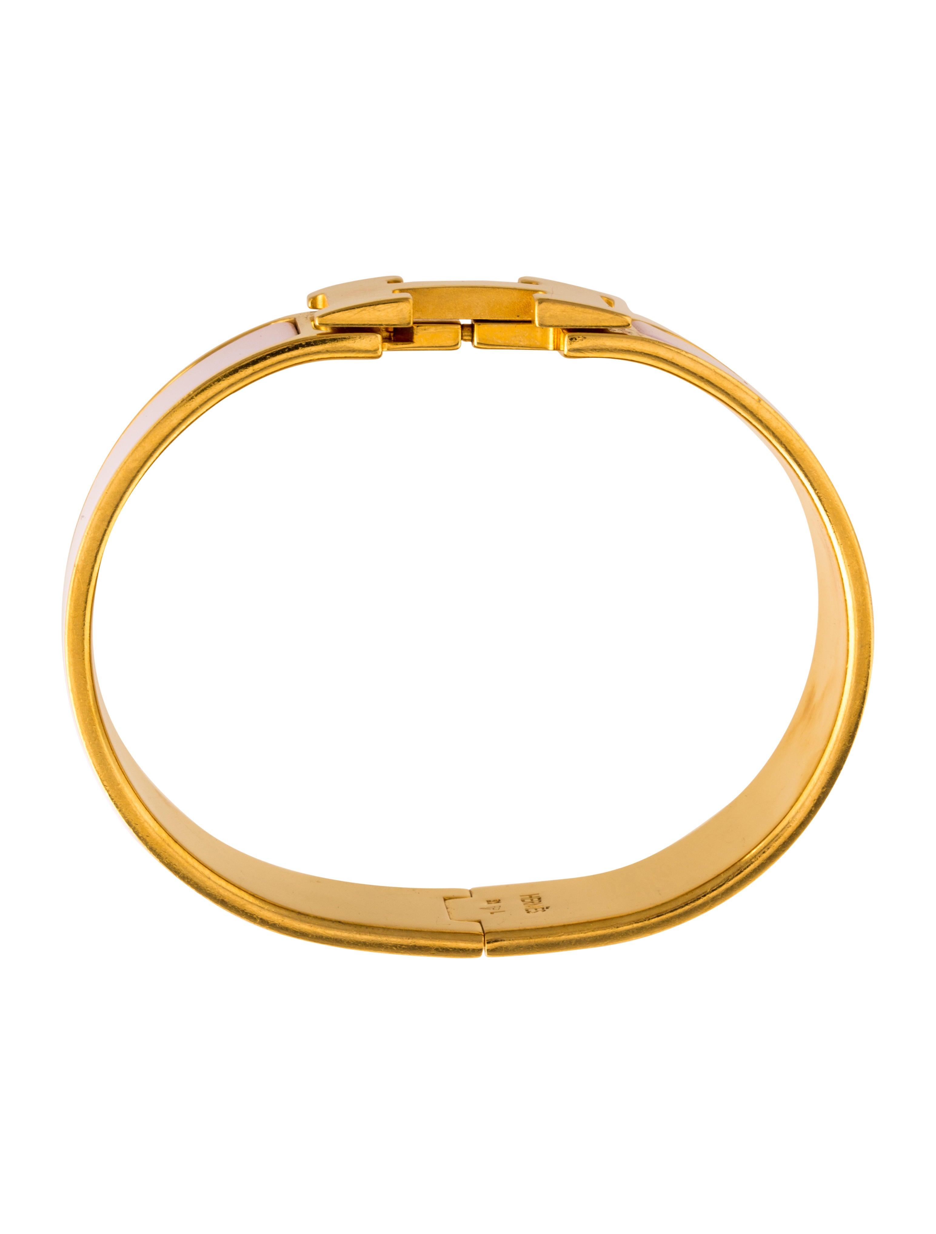 herm s clic clac h bracelet bracelets her108675 the. Black Bedroom Furniture Sets. Home Design Ideas