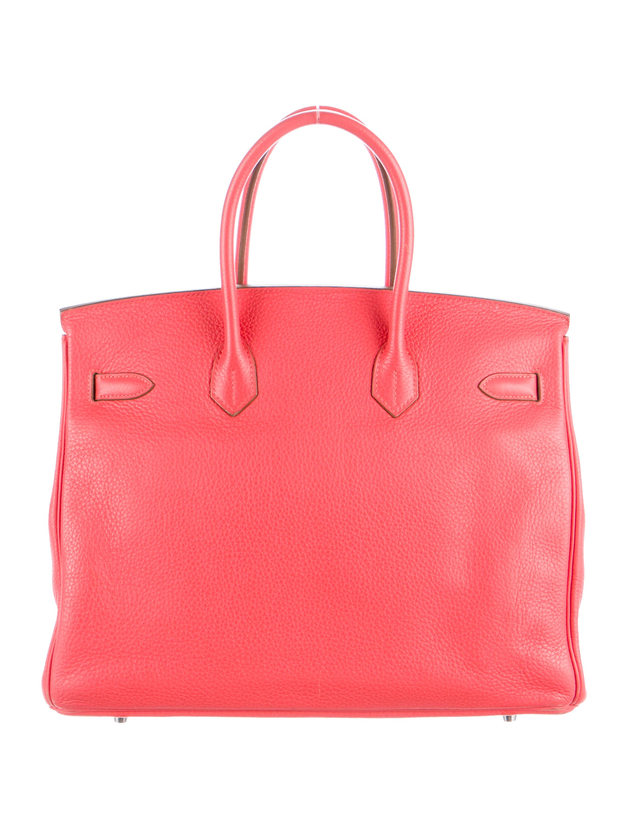 Herm232s Clemence Birkin 35 Handbags HER109146 The  : HER1091463enlarged from www.therealreal.com size 2056 x 2713 jpeg 414kB