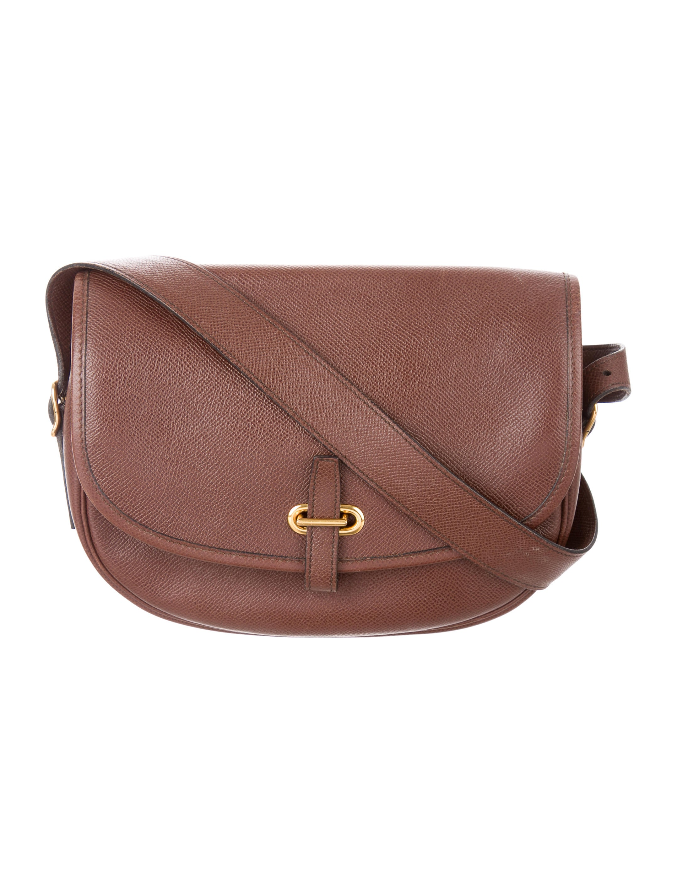 herm s balle de golf bag handbags her109276 the realreal. Black Bedroom Furniture Sets. Home Design Ideas