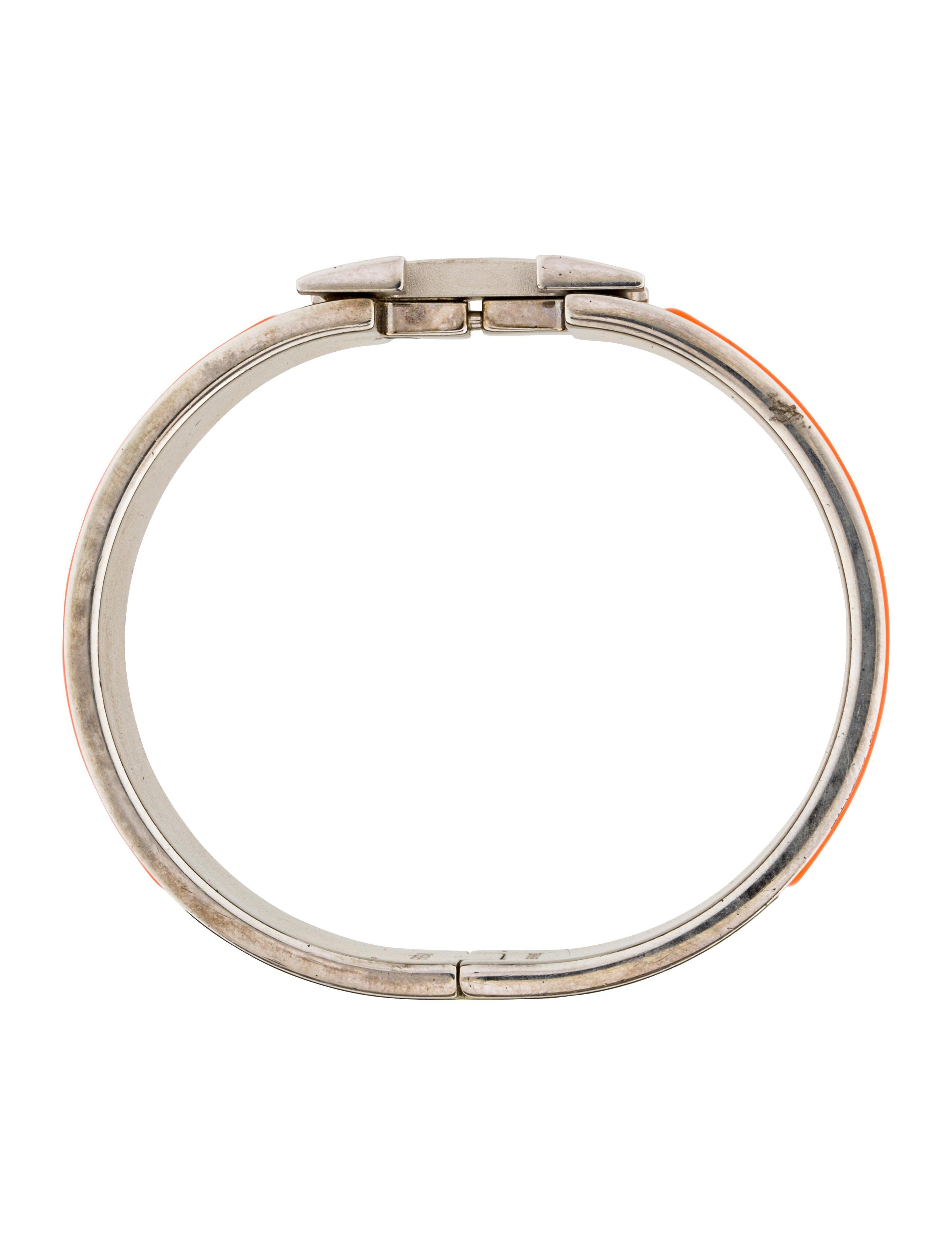 herm s clic clac h bracelet bracelets her109848 the. Black Bedroom Furniture Sets. Home Design Ideas