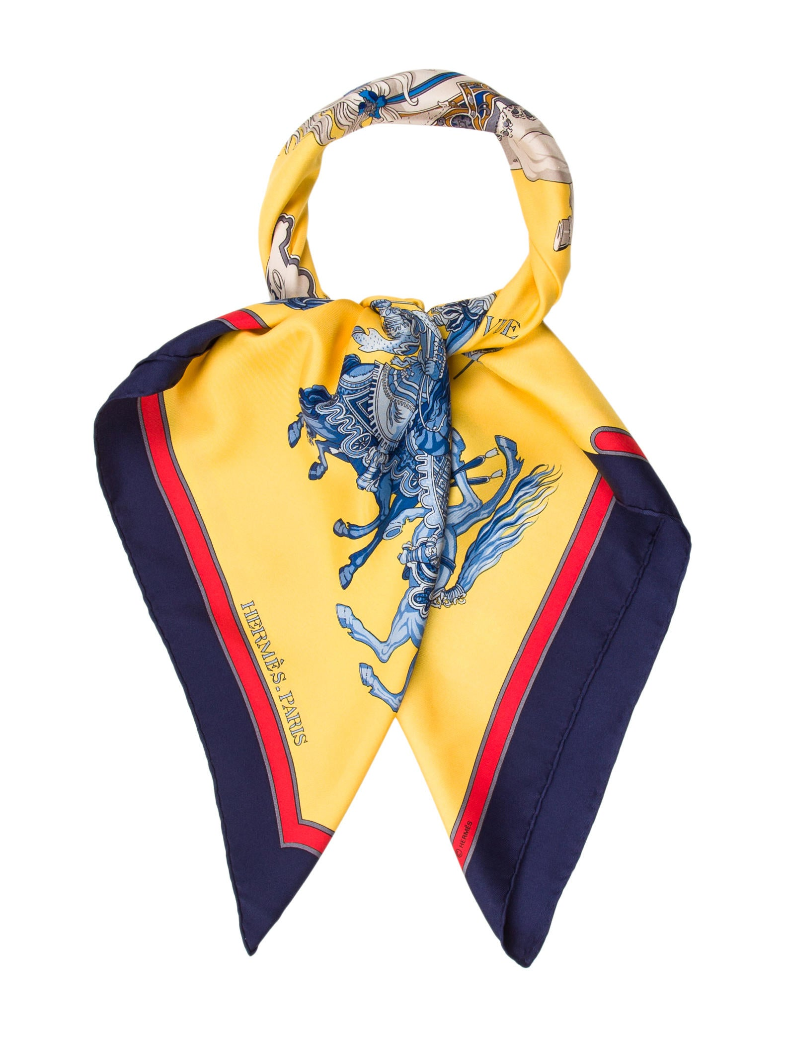 herm 232 s carrousel scarf accessories her109946 the