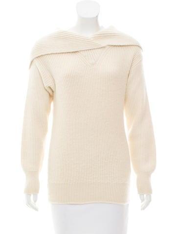 Hermès Alpaca Sweater None