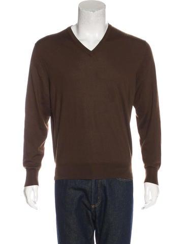 Hermès Cashmere Silk Sweater None