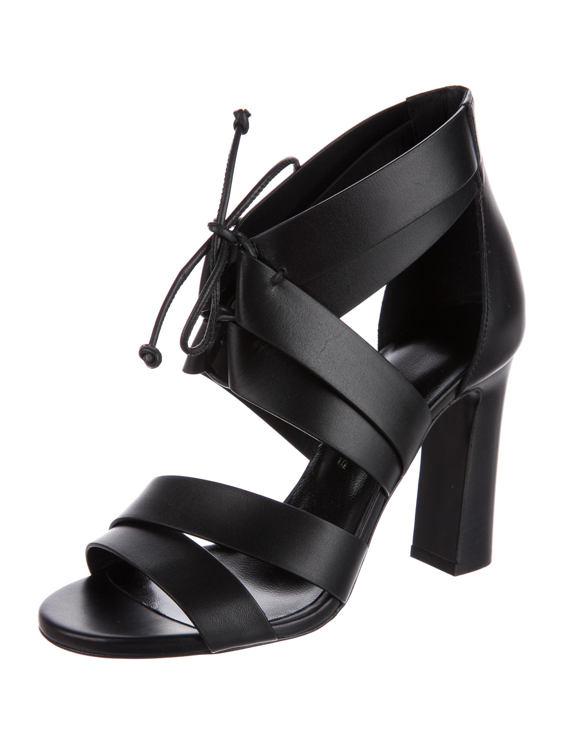 Hermès Kalas Leather Sandals w/ Tags 2014 unisex cheap online HVif1F