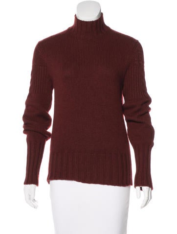 Hermès Cashmere Long Sleeve Sweater None