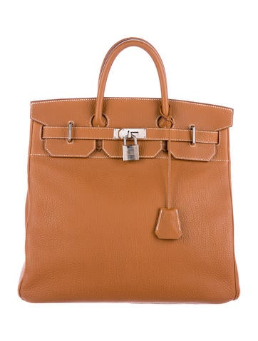 Birkin 40 brown