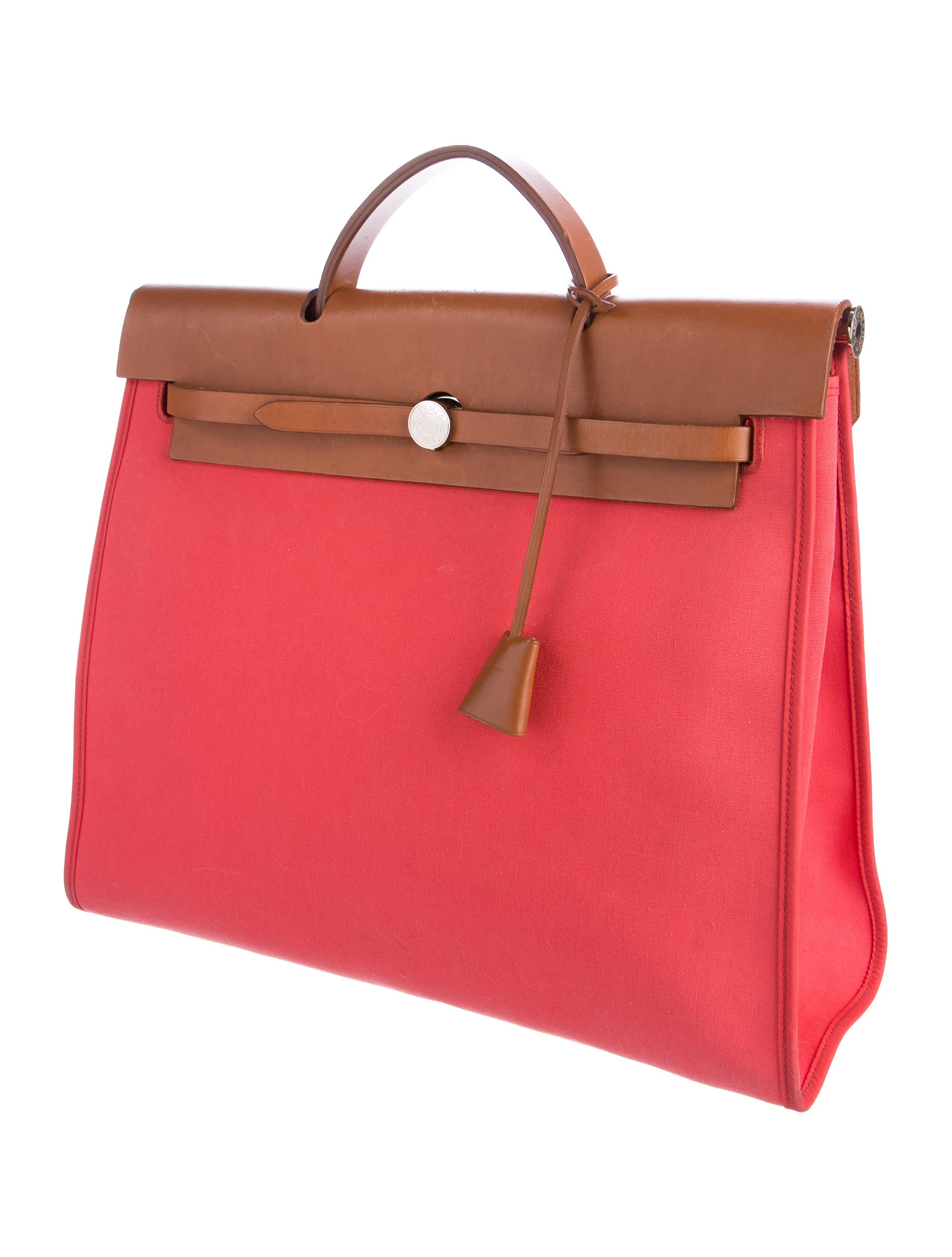 dc0f69e3f ... low cost hermès herbag zip 39 handbags her115554 the realreal 9bb2b  9a09f