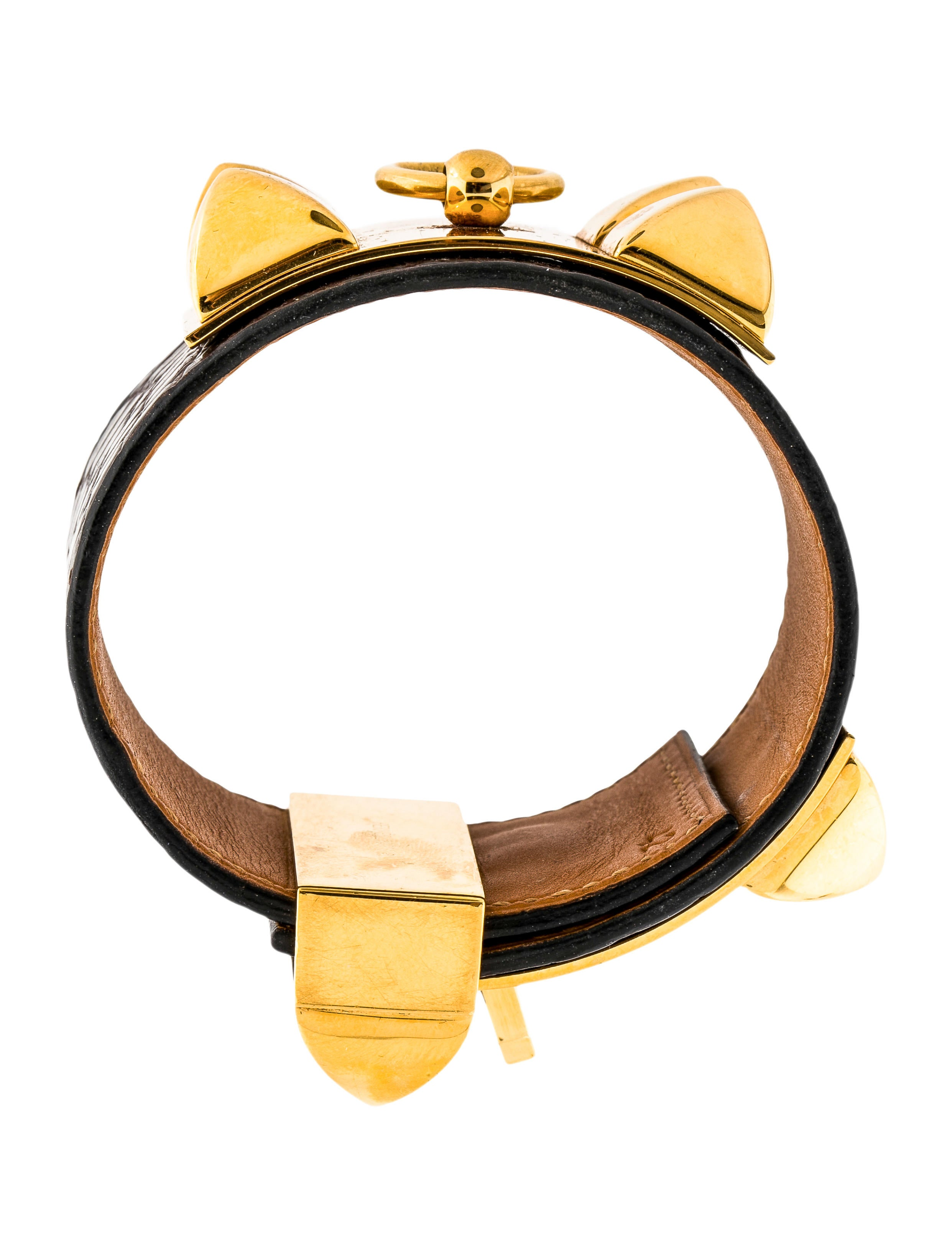 a collier an cartier pin de hermes with chien and chevron bracelet mini cuff love yellow chanel