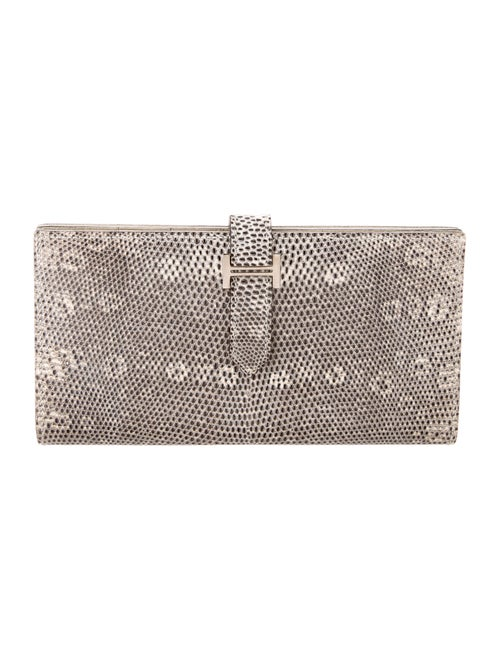 ef022c27edb2 Hermès Lizard Bearn Wallet - Accessories - HER123765