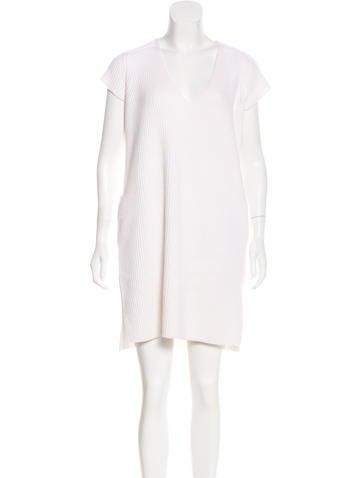 Hermès Virgin Wool Sweater Dress None