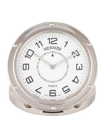 Hermès Clipper Clock None
