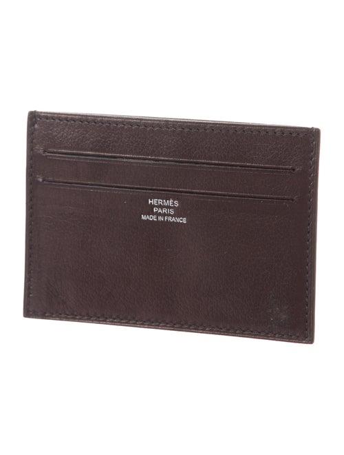 best website aafc6 17e09 Hermès 2016 Citizen Twill Cardholder - Accessories - HER127412 | The ...