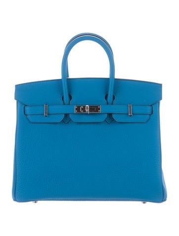 Birkin bag 25 Togo