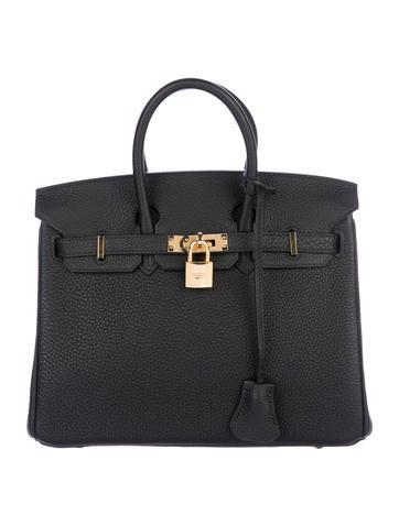 Birkin bag 25 Hermès Togo
