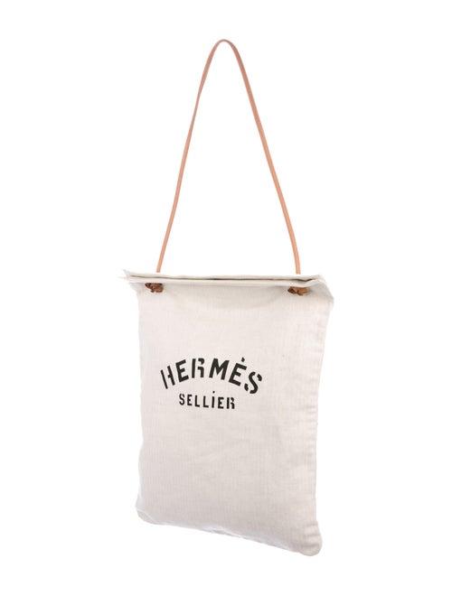 10f82ea98 Hermès Aline Grooming Bag - Handbags - HER129301 | The RealReal