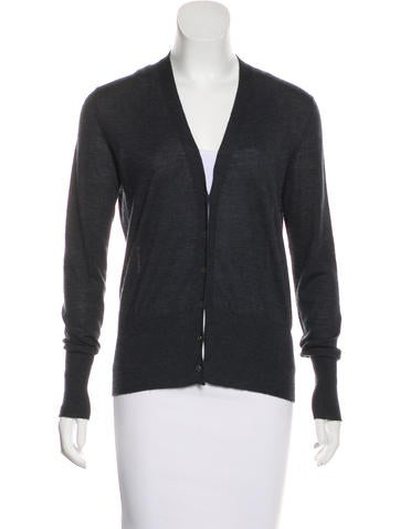 Hermès Cashmere Knit Cardigan None