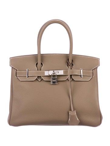 Birkin bag 30 chocolate
