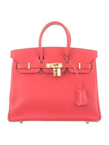 Birkin bag 25 Hermès Epsom