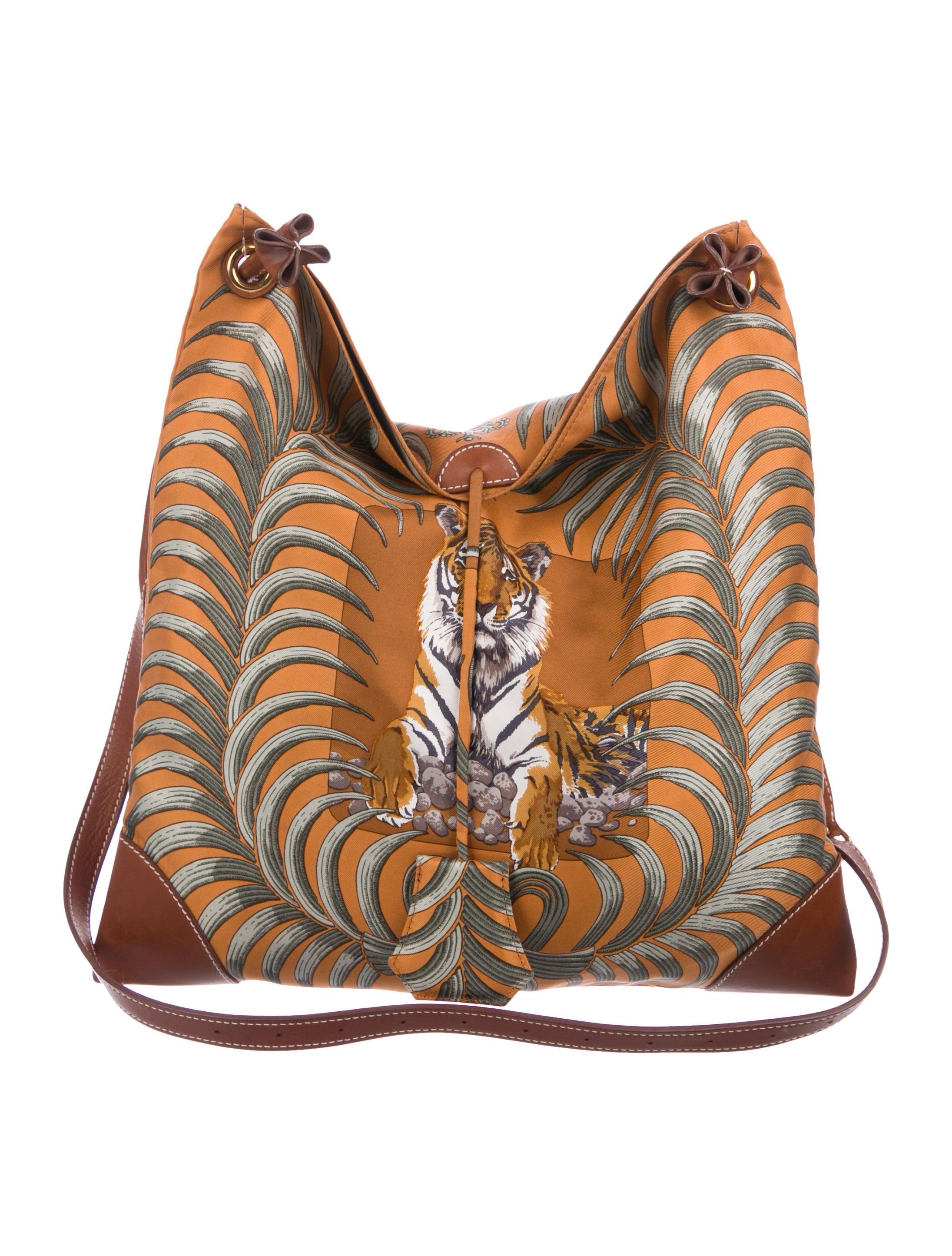 c0f9fbc48c1c Hermès Tigre Royale Silky City Tote - Handbags - HER141192