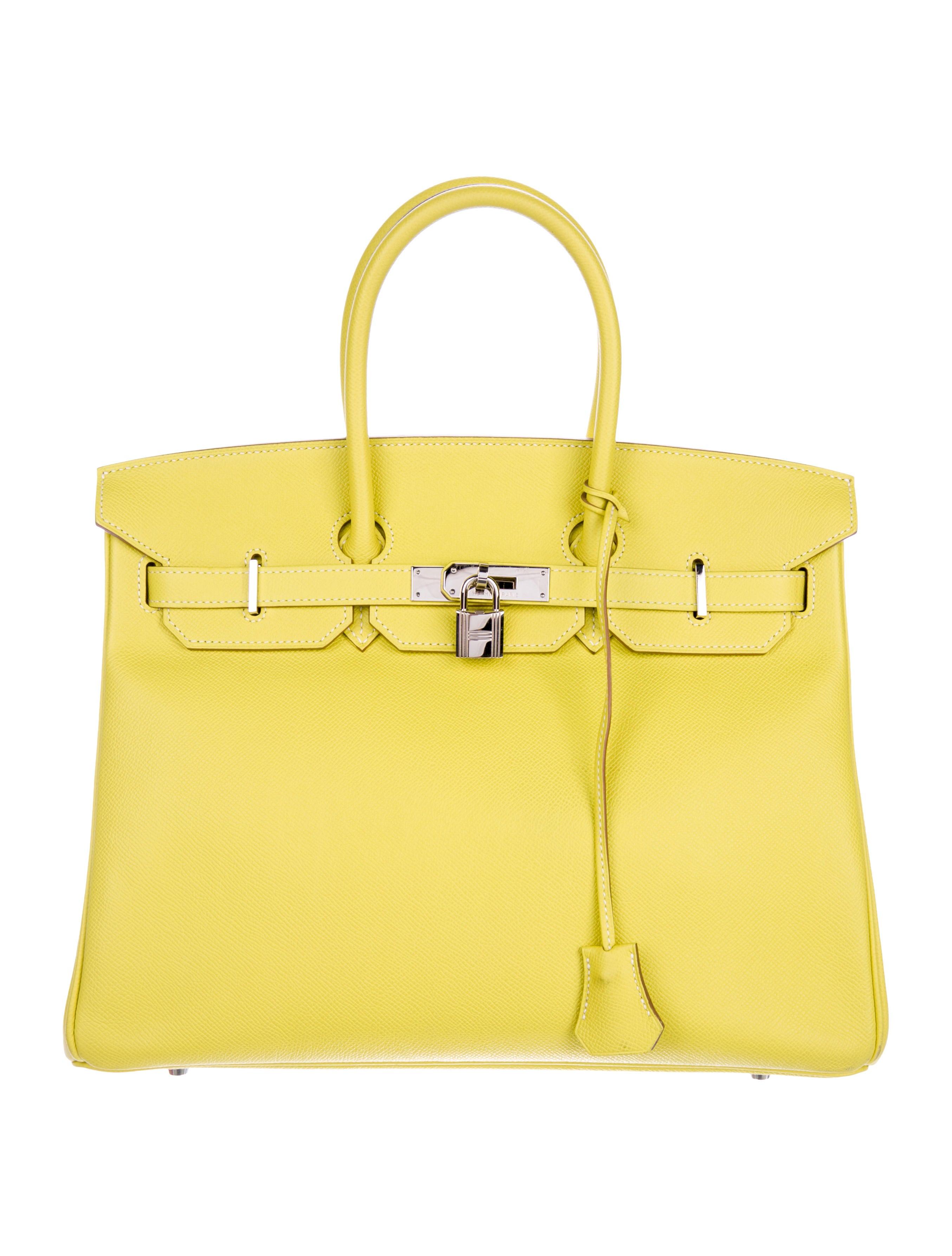 a91172959c Hermès Epsom Birkin 35 - Handbags - HER149340