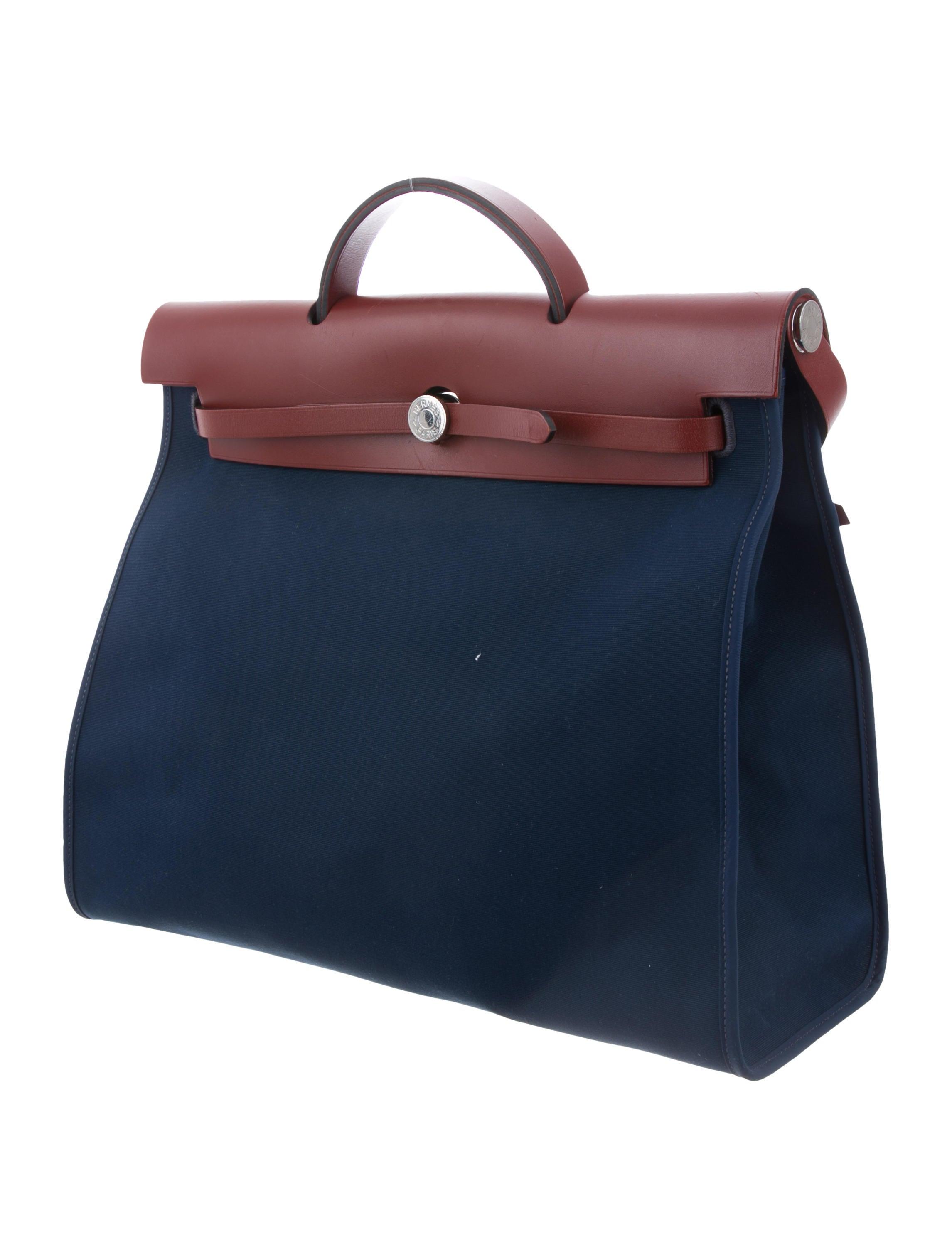 53447a07f3e5 ... uk hermès herbag zip 39 handbags her150039 the realreal ac980 49fb8