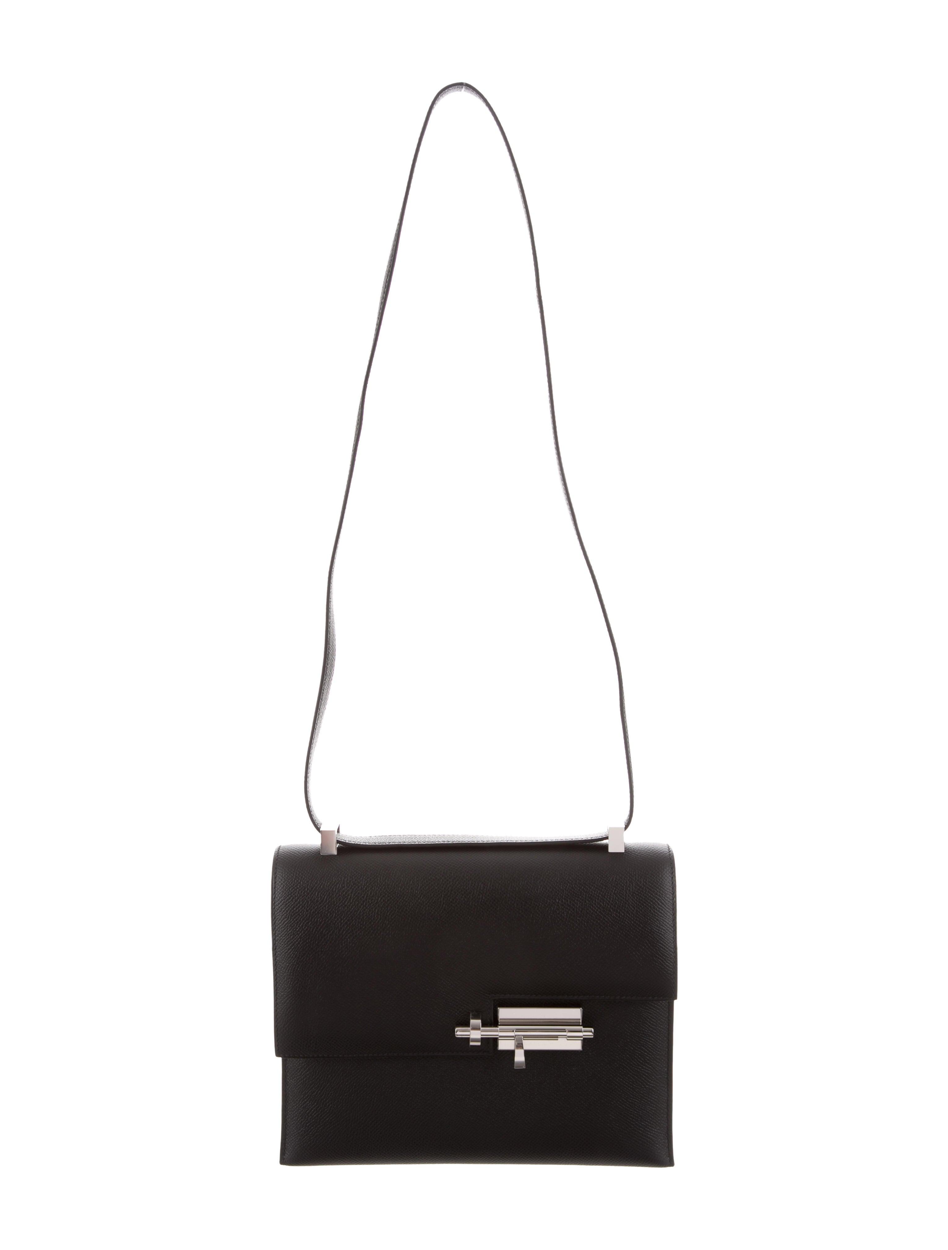 0e190800ea27 Hermès 2018 Epsom Verrou 21 - Handbags - HER154585