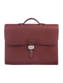 b9ae2833a Hermès Briefcases | The RealReal