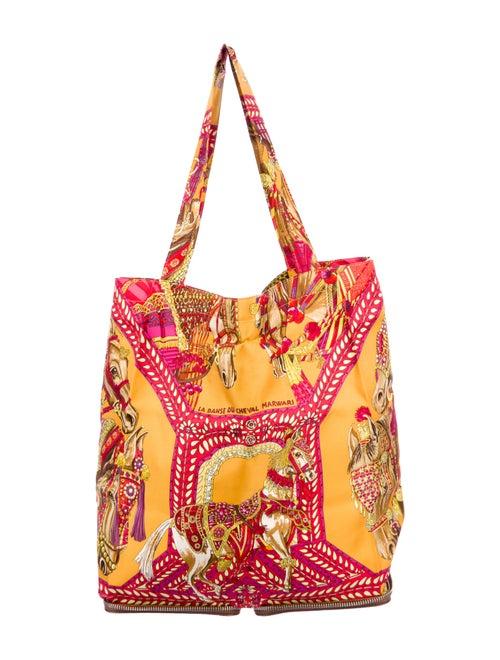 d9881eb09f4b Hermès Silky Pop Tote - Handbags - HER156524